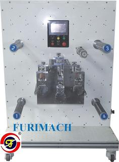 DCR-0104 工位滚刀机