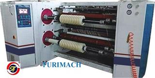 FR-430 全自动四轴交换分条复卷机
